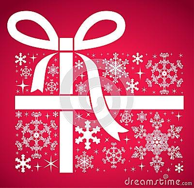 Snowflake Christmas Gift