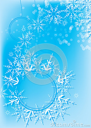 SnowFlake Decor Atmosphere_eps