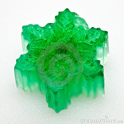Snowflake Ice Cube