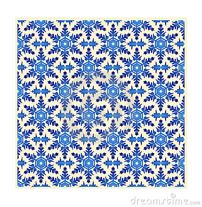 Free SnowFlake Pattern 002 Stock Photography - 1769092