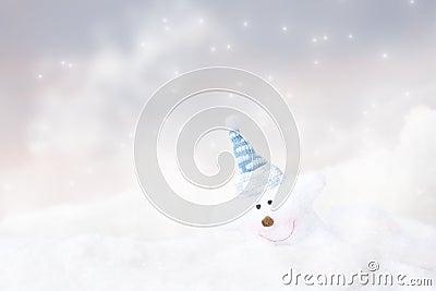 Snowflake toy