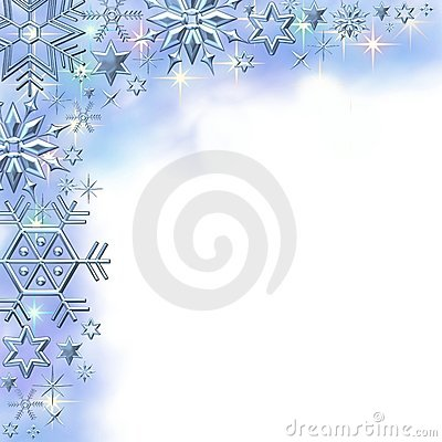 Winter border clip art pictures