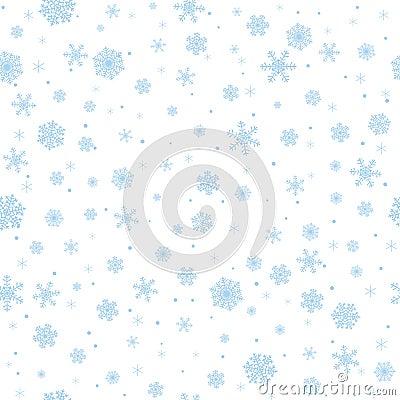 Free Snowflakes Royalty Free Stock Photos - 27137458
