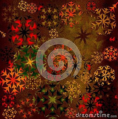 Free Snowflakes Background Stock Photos - 1532663