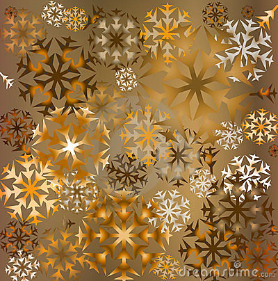 Free Snowflakes Background Royalty Free Stock Photography - 1532667