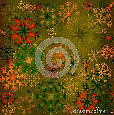 Free Snowflakes Background Stock Photos - 1810273