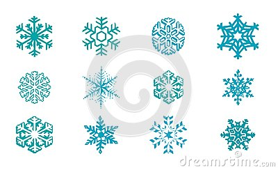 Snowflakes Vector Stock Photography - Image: 26465232