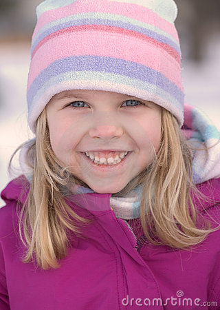 Free Snowgirl Stock Image - 392261