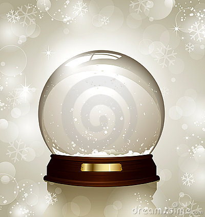 Free Snowglobe Stock Photography - 21021432