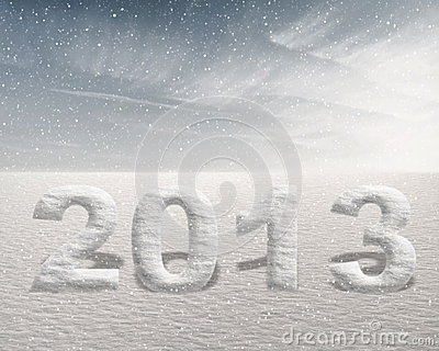 Snowing in 2013
