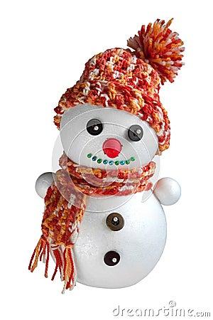 Free Snowman Stock Photos - 12165823