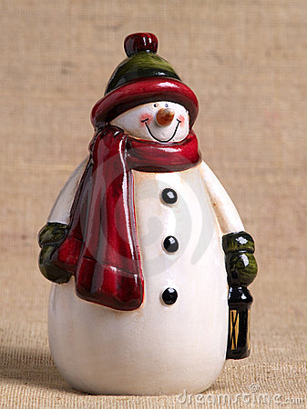 Free Snowman Royalty Free Stock Images - 16385459