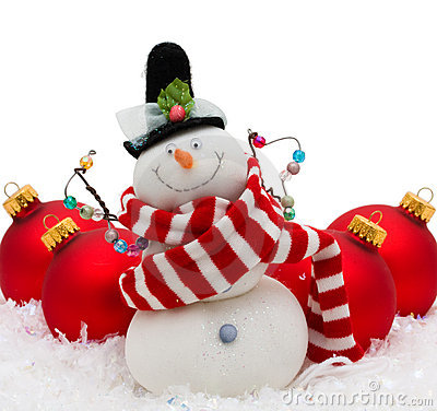 Free Snowman Royalty Free Stock Photos - 16994598