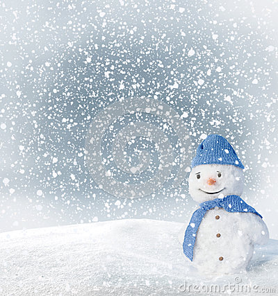 Free Snowman Stock Images - 27905964