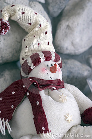 Free Snowman Stock Image - 54951