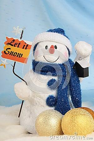 Free Snowman Stock Photo - 6791930