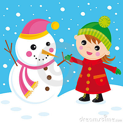 Free Snowman Royalty Free Stock Photo - 7037135