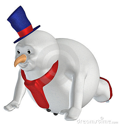 Snowman . 8