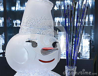 Snowman decorative