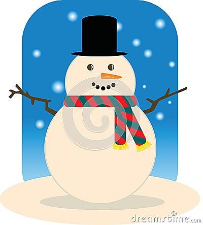 Snowman (Man)