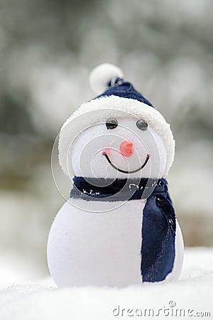Snowman outdoor