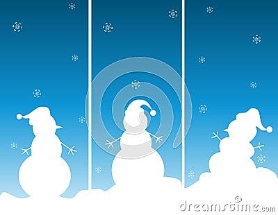 Snowman / Snowmen Illustration