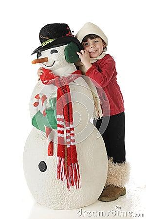 Snowman Snuggle