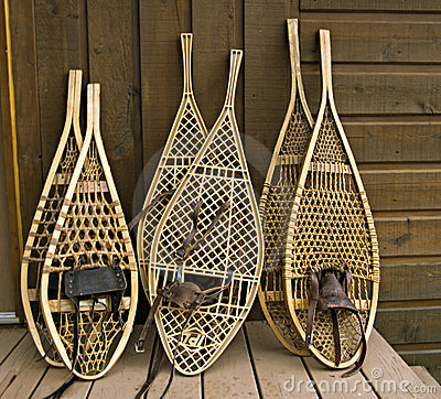 Snowshoes Assorted