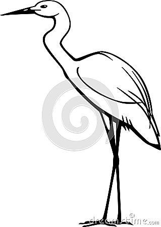 Free Snowy Egret Stock Image - 66470361