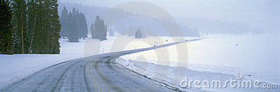Snowy Route 14