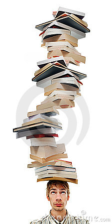 Free So Many Books, So Little Time. Stock Image - 16932191