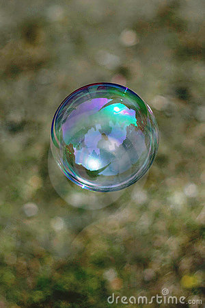 Free Soap Bubble Royalty Free Stock Image - 13971936