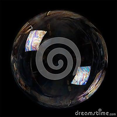 Free Soap Bubble Royalty Free Stock Image - 2098116
