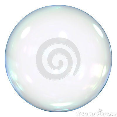 Free Soap Bubble Isolated Royalty Free Stock Photography - 86604947