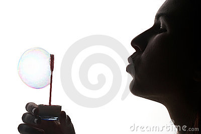 Soap bubble - Seifenblase