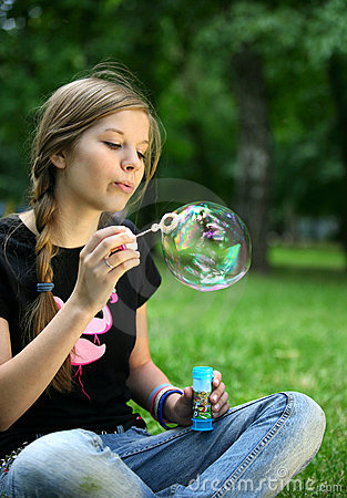 Free Soap Bubbles Stock Photos - 2837453
