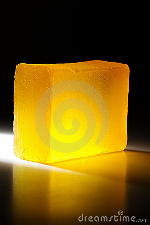 Soap in darkness