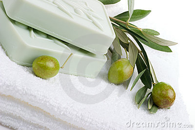 Soap spa set