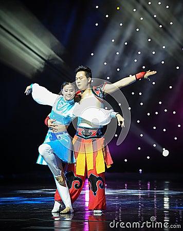 Soar---Mongolia folk dance
