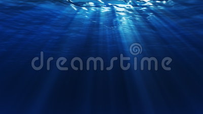 Sob o laço da obscuridade da água
