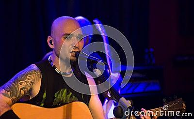 Sober Rock in Badajoz 6 Editorial Photo