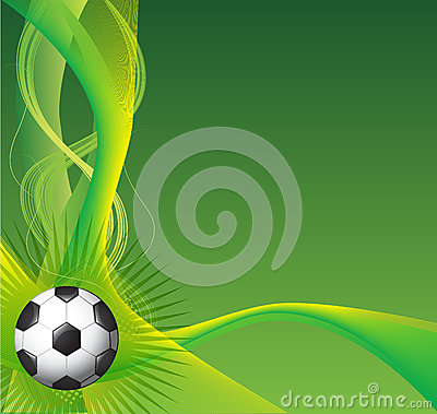 Free Soccer Background Royalty Free Stock Photo - 37269985