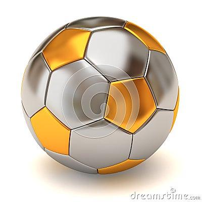 Free Soccer Ball Royalty Free Stock Photo - 13133675