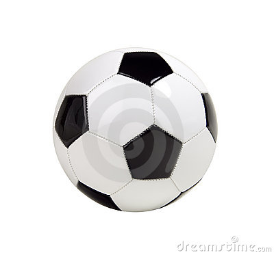 Free Soccer Ball Royalty Free Stock Photo - 13361785