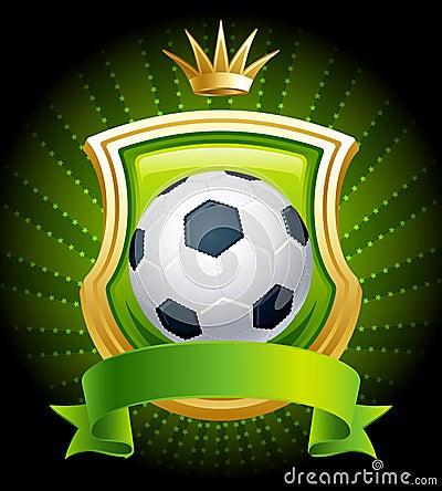 Free Soccer Ball Royalty Free Stock Photo - 14379335