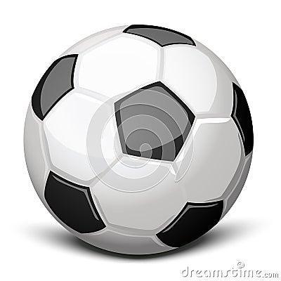 Free Soccer Ball Royalty Free Stock Photo - 14434825