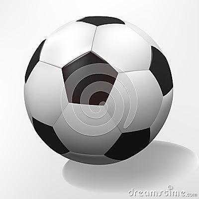 Free Soccer Ball Royalty Free Stock Photo - 14905975