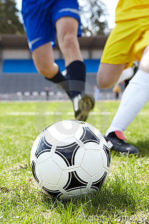 Free Soccer Ball Royalty Free Stock Image - 21667096