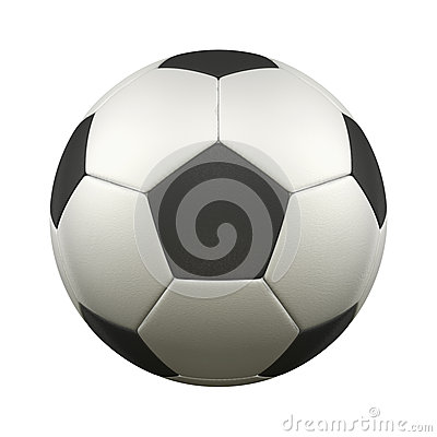 Free Soccer Ball Royalty Free Stock Photos - 29147438