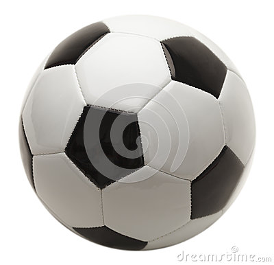 Free Soccer Ball Royalty Free Stock Image - 34641536